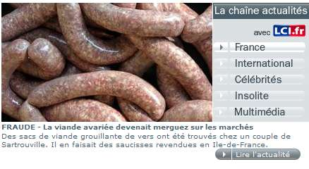 merguez no comment